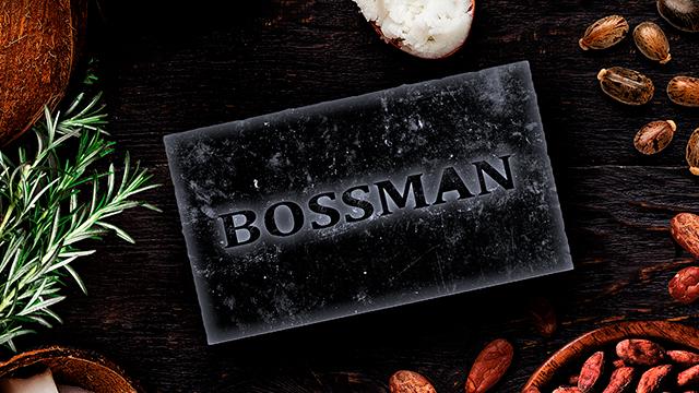 """Мыло """"Bossman"""""""