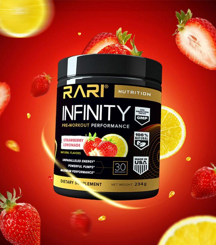 """Спортивное питание """"RARI Nutrition"""""""