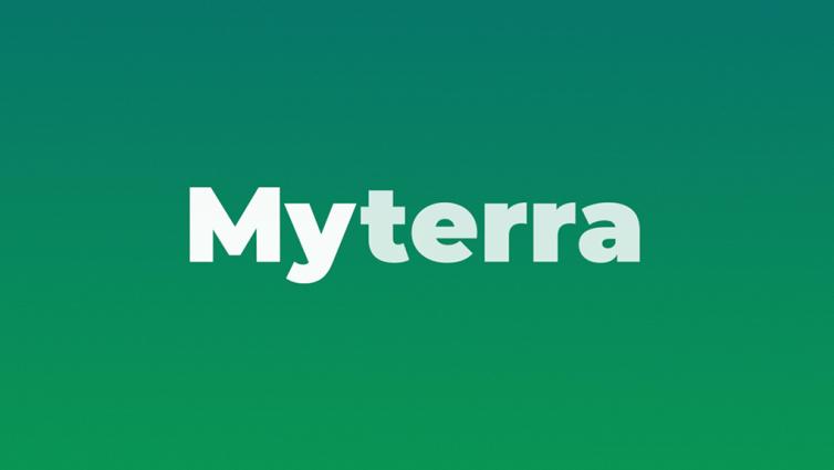 """MVP для сети""""Myterra"""" на пример региона"""