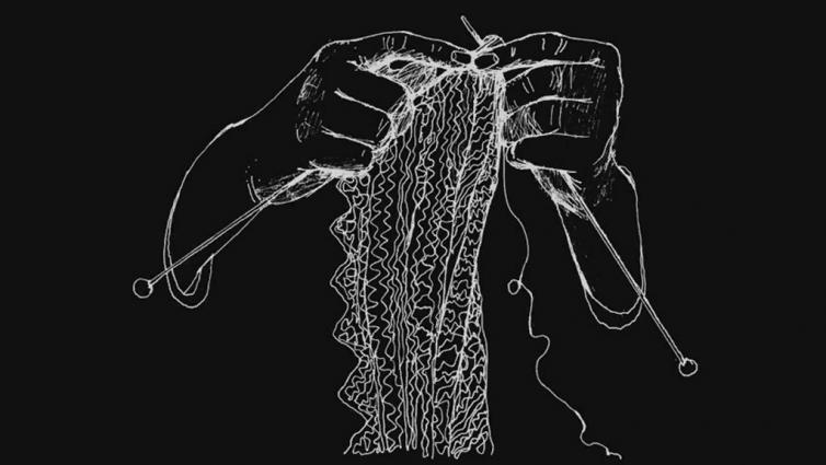 Оренбургский пуховый платок. Том II