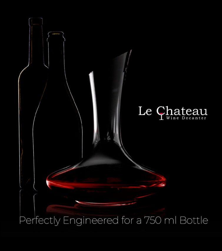 """Декантер для вина """"Le chateau"""""""